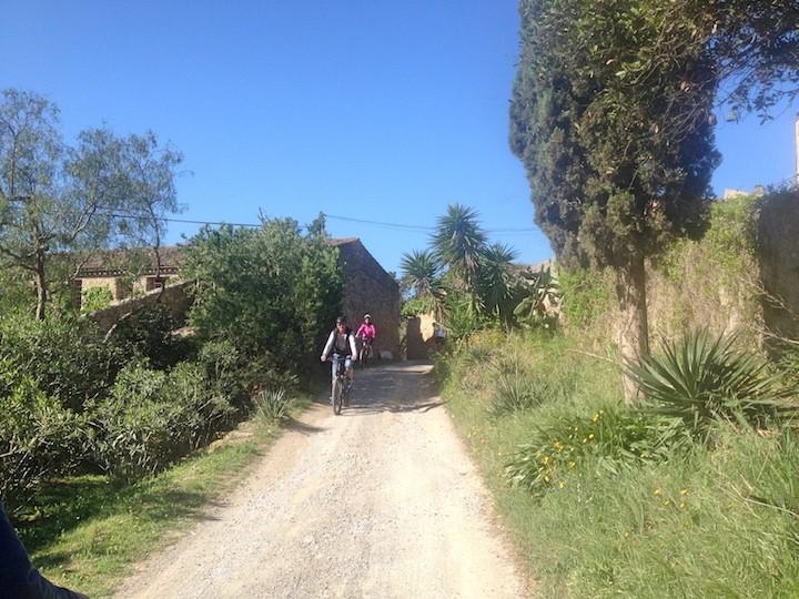 E-Biketour: Cala Montgó