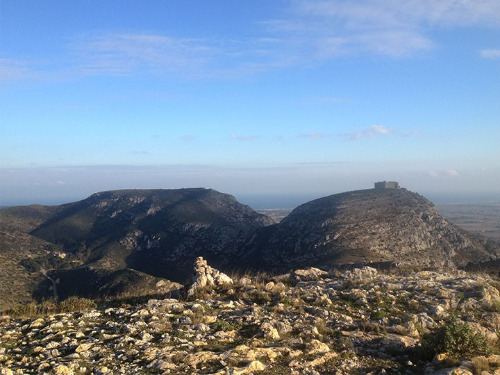 Wanderung: Santa Catarina – Castel Montgri