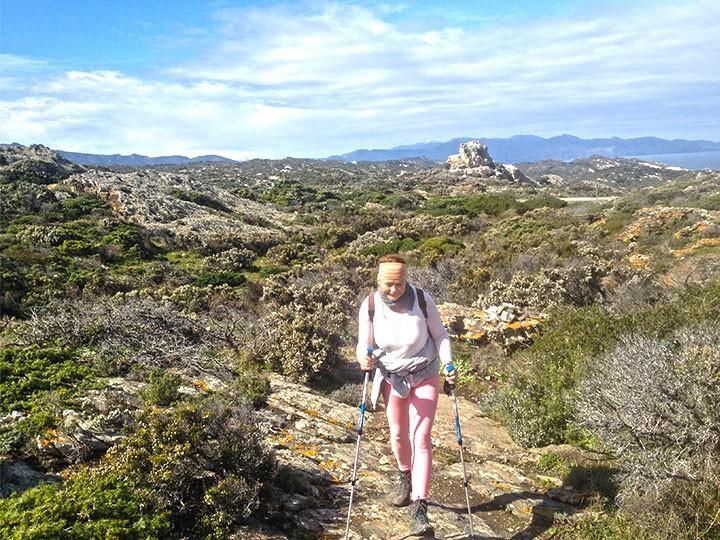 Wanderung: Cap de Creus - Tudela