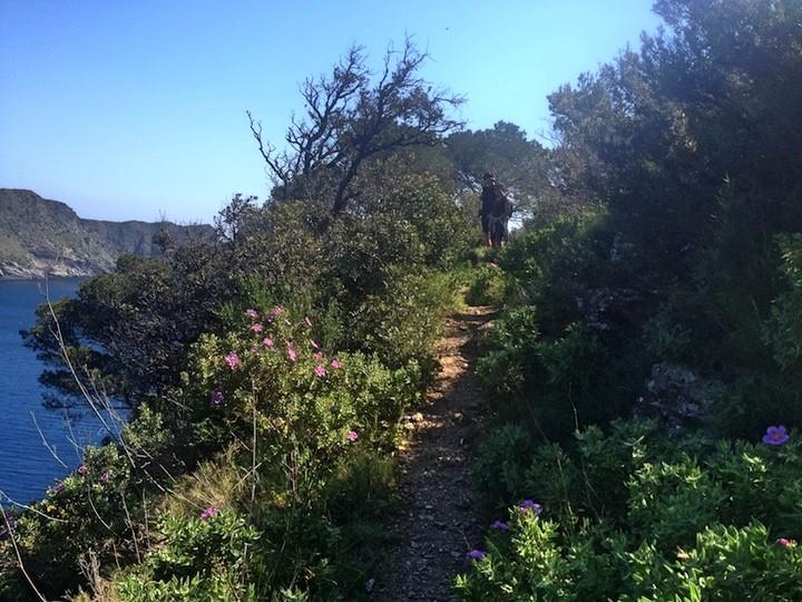 Wanderung: Cap Norfeu