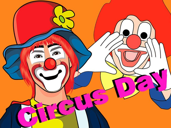 Zirkus-Tag