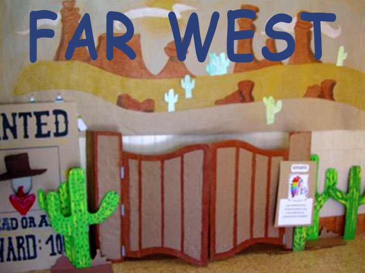 Thementag- Far West