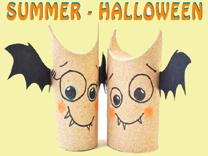 Thementag - Summer-Halloween