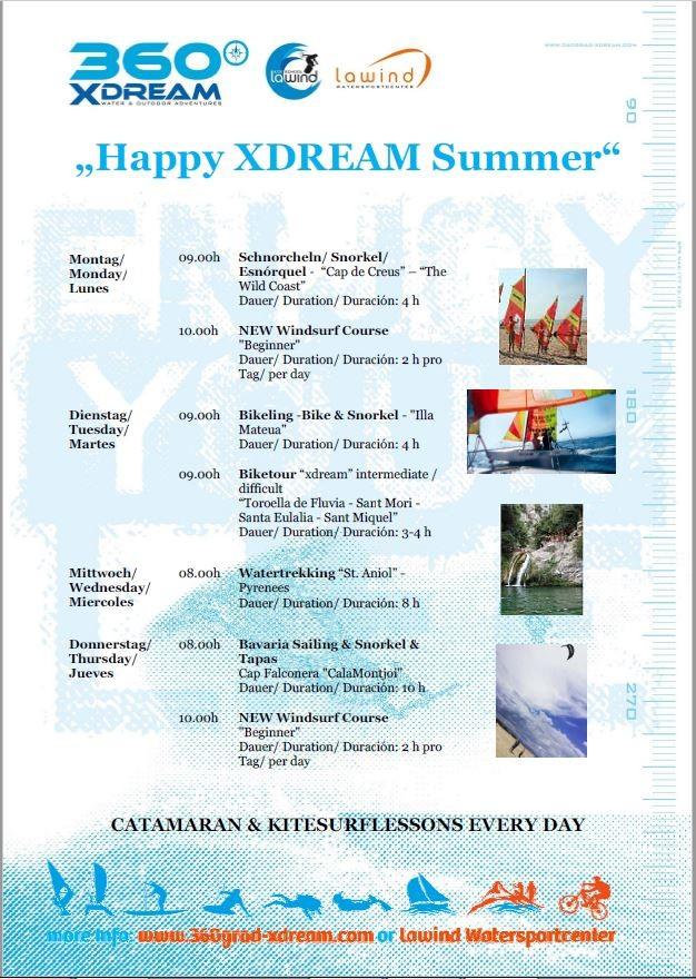 Sommerprogramm 2018