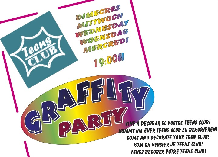 Graffity Party